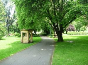 St. Davis Park, Hobart
